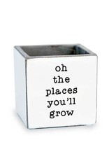 TCE Planter-Oh the Places You'll Grow