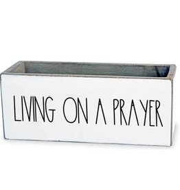 TCE Planter-Living on a Prayer