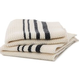 TCE Janette Striped Dish Cloth Set of 2