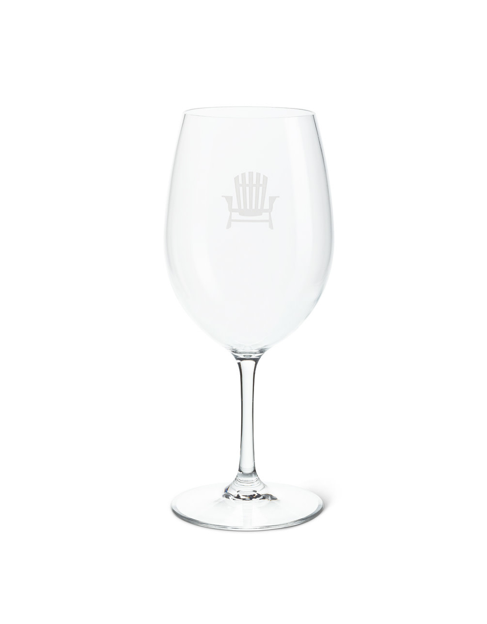 TCE Acrylic Goblet With Chair