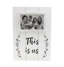 TCE This is Us Plank Frame
