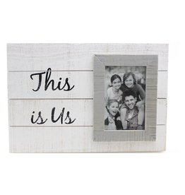 TCE This Is Us Wood Frame