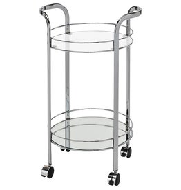 TCE Neema 2 Tier Bar Cart