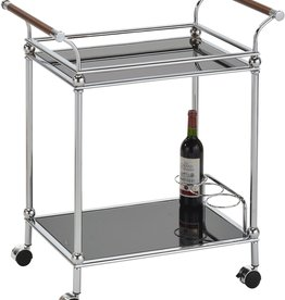 TCE Henry 2 Tier Bar Cart