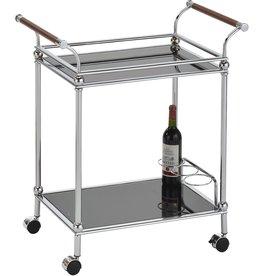 TCE Henry 2 Tier Bar Cart