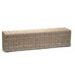 TCE Rattan Bench