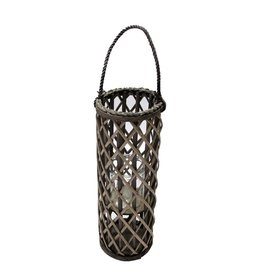 TCE Willow Tall Candle Lantern