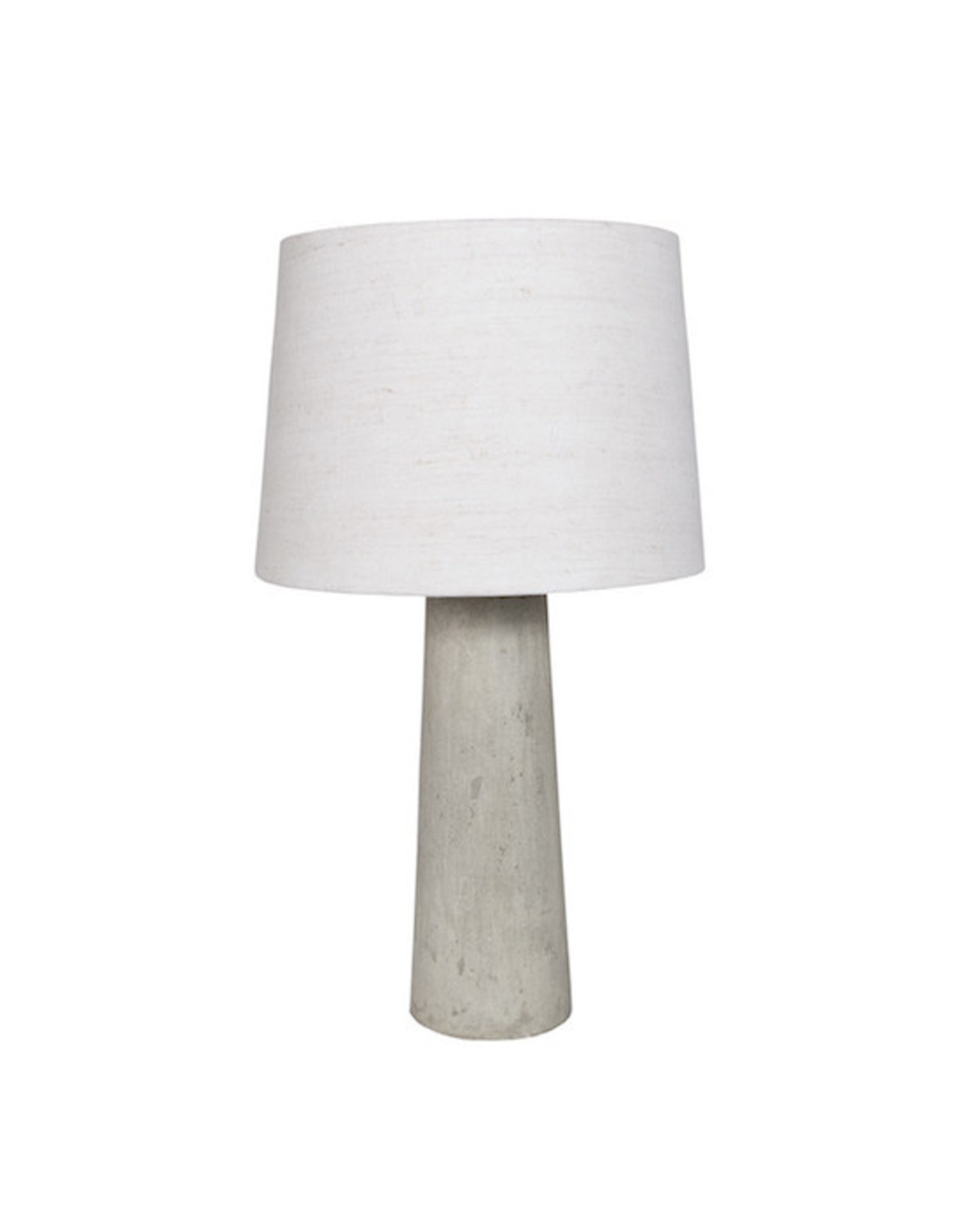 TCE Libra Table Lamp Grey