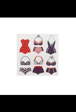 TCE Bikini Ceramic Coaster Set Of 6