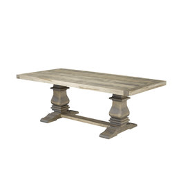 "TCE Black Sea 72"" Dining Table"