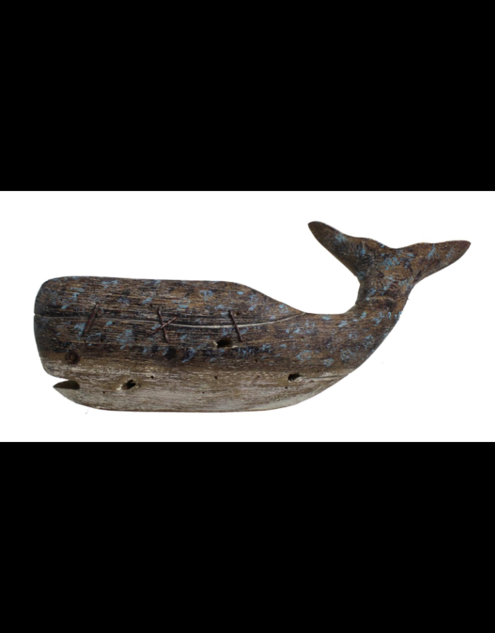 TCE Wood Whale