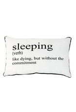 TCE Sleeping Pillow