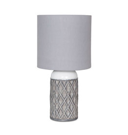 TCE Leeds TerracottaTable Lamp Large