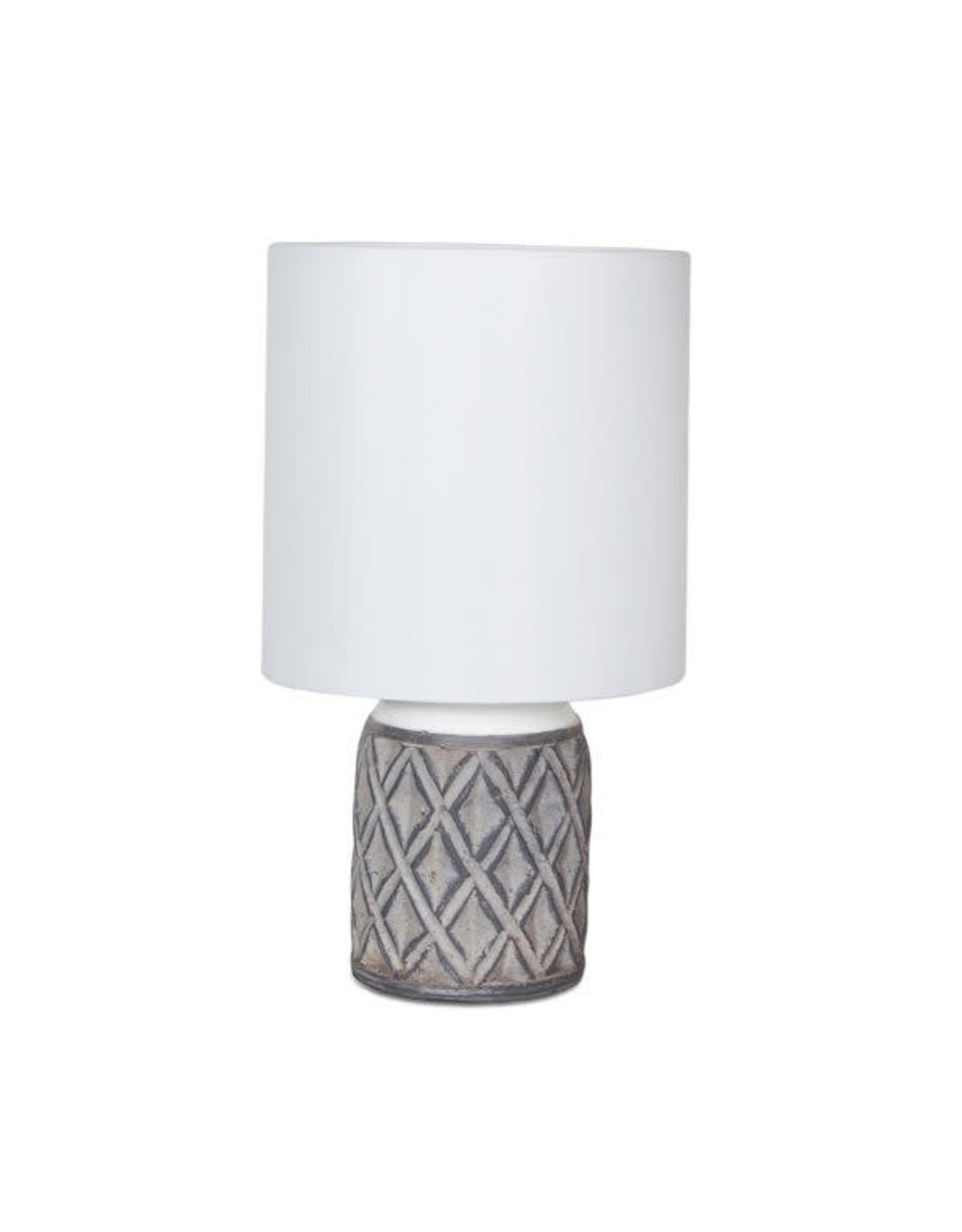 TCE Leeds TerracottaTable Lamp Small