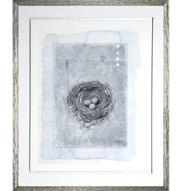 TCE Nest in Blue II White Frame