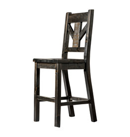 TCE Barn Series Brace Bar Chair