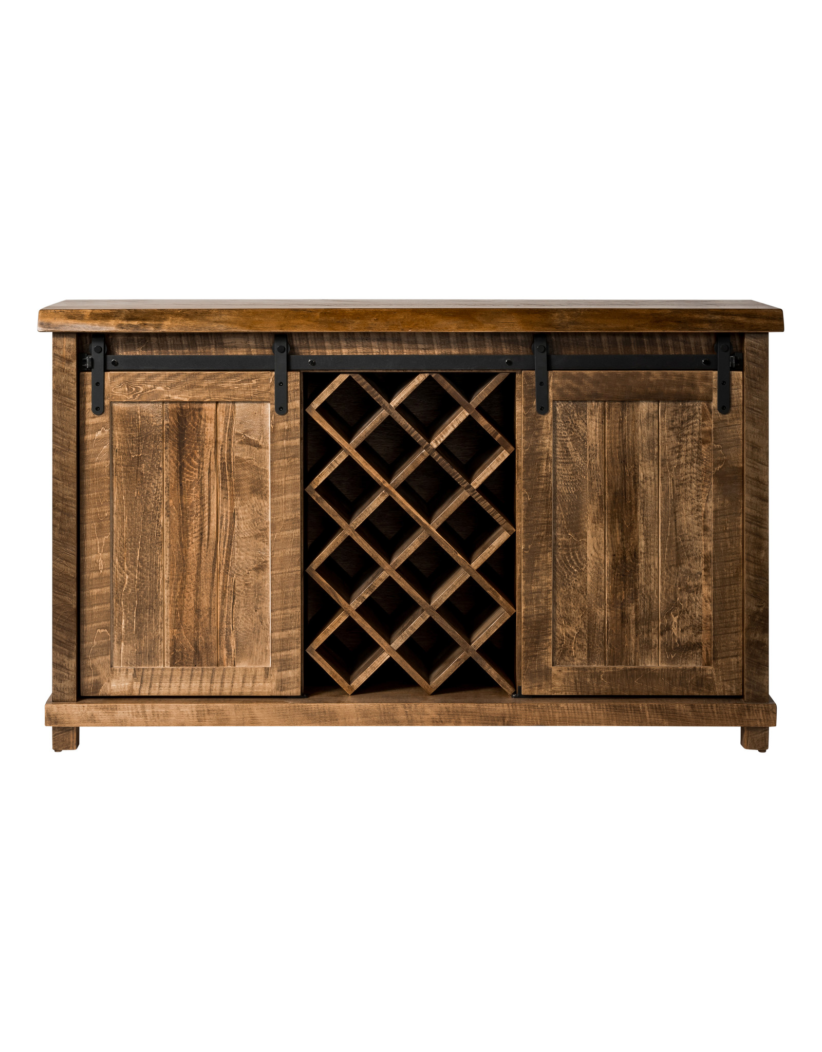 """TCE Wine Cabinet 60"""" w LE"""
