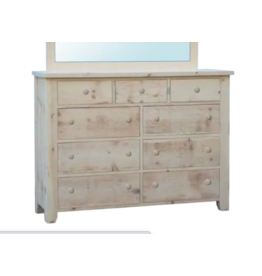 TCE Dakota 9 Drawer Dresser