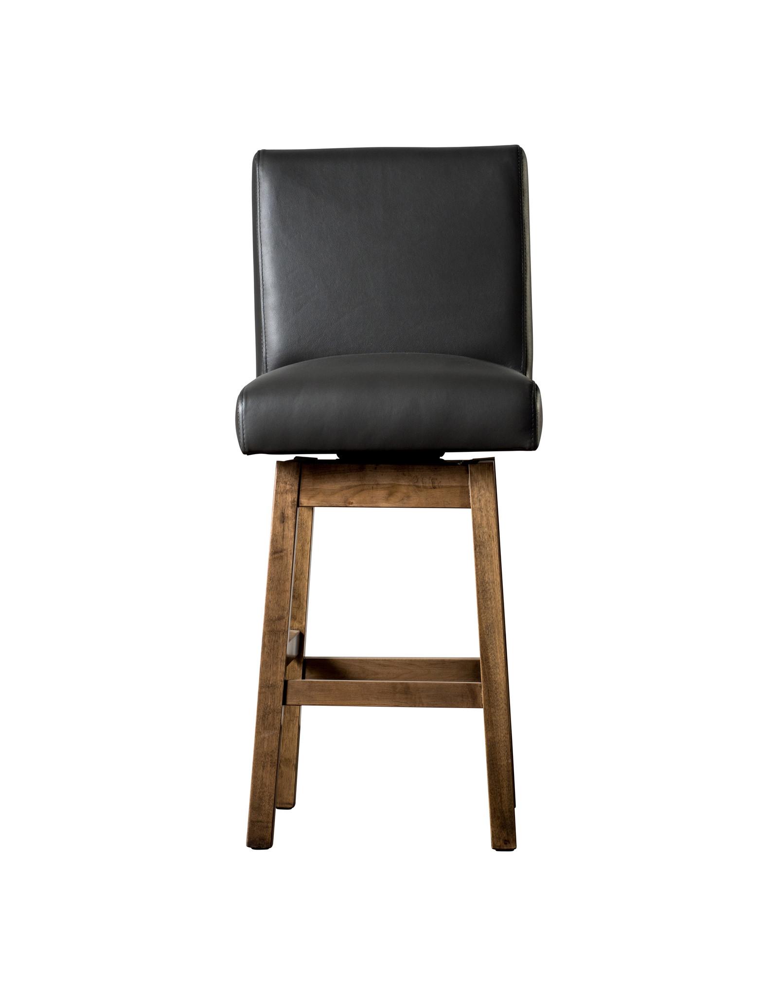 """TCE High Dawn 30"""" Swivel Bar Chair"""