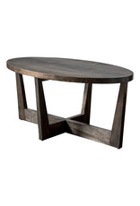 TCE Oval Coffee Table