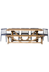 """TCE Reece 72"""" Dining Table"""