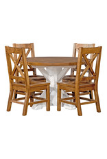 """TCE Cache Bay 48"""" Pedestal Table"""