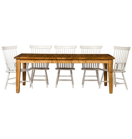 "TCE French River 72"" Extension Dining Table"