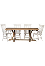 """TCE Berriedale 72"""" Dining Table"""