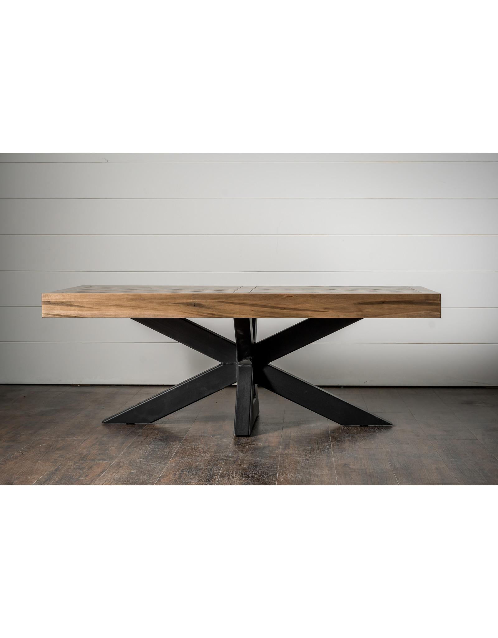 TCE Herringbone Coffee Table