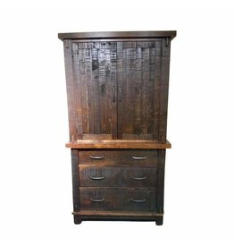 TCE Timber Armoire
