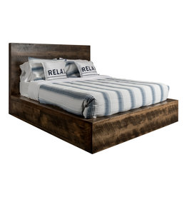 TCE Adirondak Bed With 2 Drawer Each Side