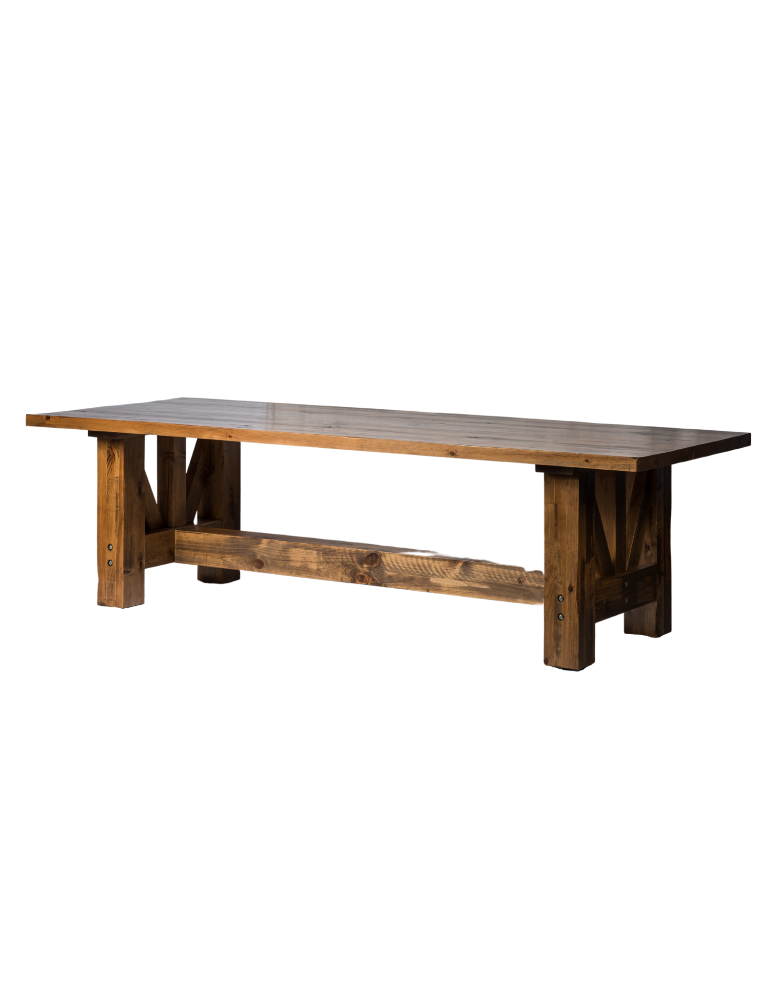"TCE Brace 84"" Dining Table"