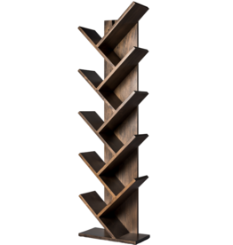 TCE Tiered Bookshelf
