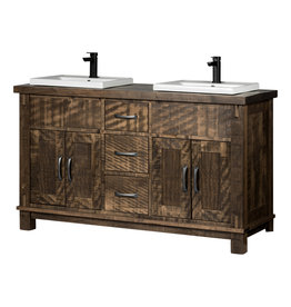 TCE Timber Vanity (Cabinet Only)