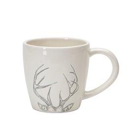TCE Antler Ceramic Mug