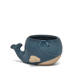 TCE Small Whale Planter