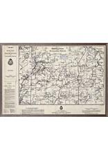 TCE Map - Haliburton 1935
