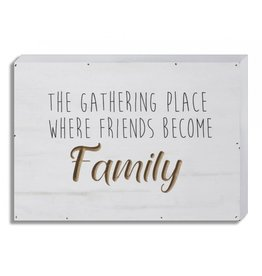TCE Friends Become Family