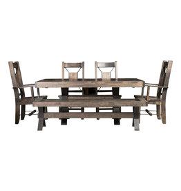 "TCE Blacksmith 72"" Dining Table"