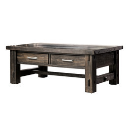 TCE Timber Coffee Table