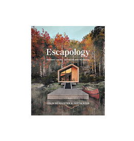 Escapology Book by Colin and Justin
