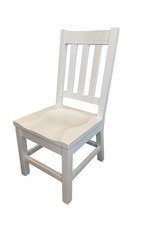 TCE Dokis Slat Back Side Chair