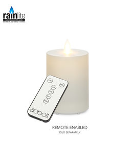 TCE Flameless Outdoor Candle Small