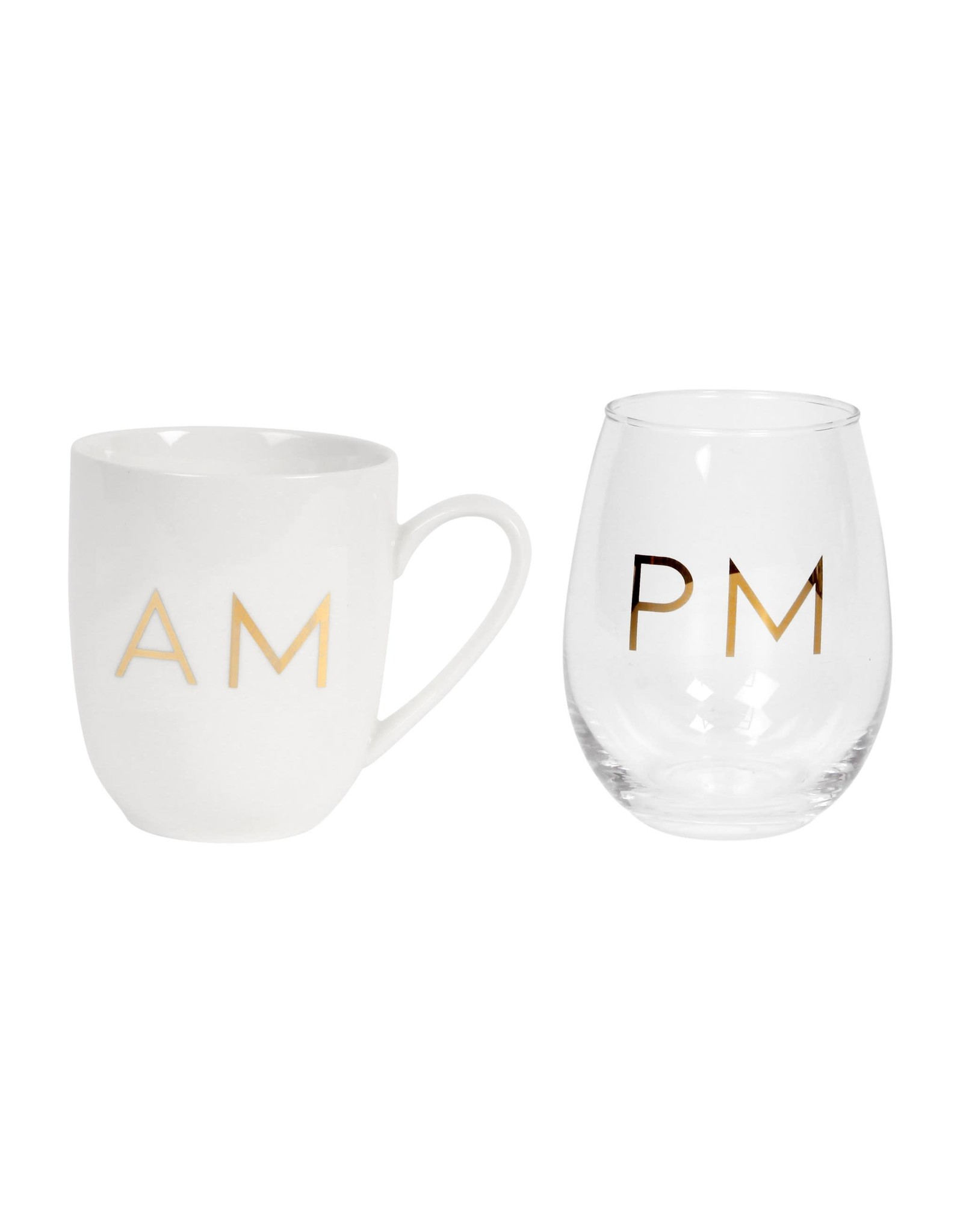 TCE AM/PM Coffee And Wine Set