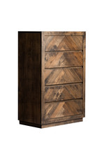 Arrow Chest Of 5 Drawers