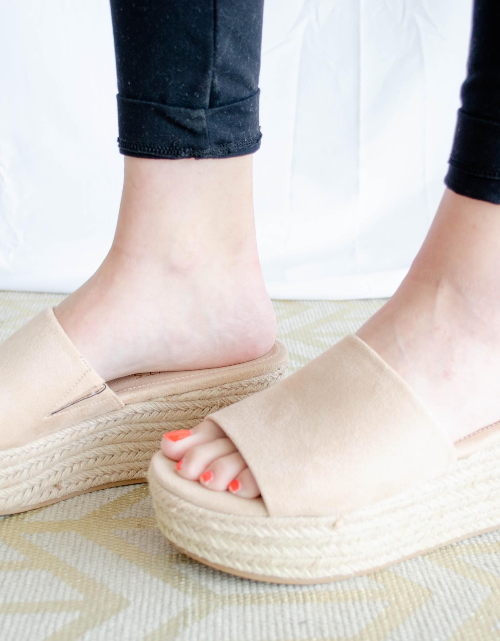 Matisse Sandy Platform Sandals