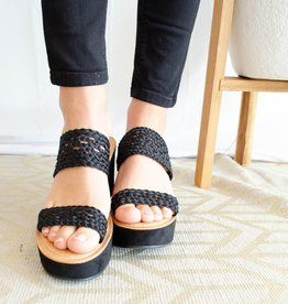 Chinese Laundry Orie Woven Wedges
