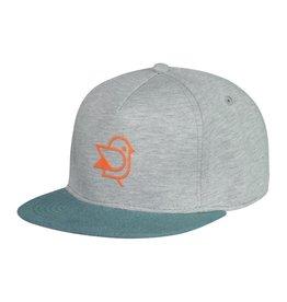 Birdz 2-5Y Grey w/Orange Bird Cap