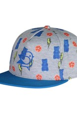 Birdz 0-24M Blue Gummy Bears Cap