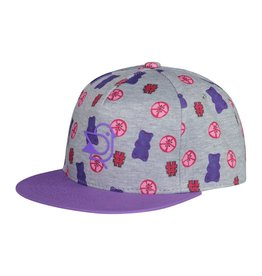 Birdz 2-5Y Purple Gummy Bears Cap